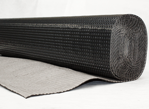 Waterproofing Drainage System, Studded Geotextile